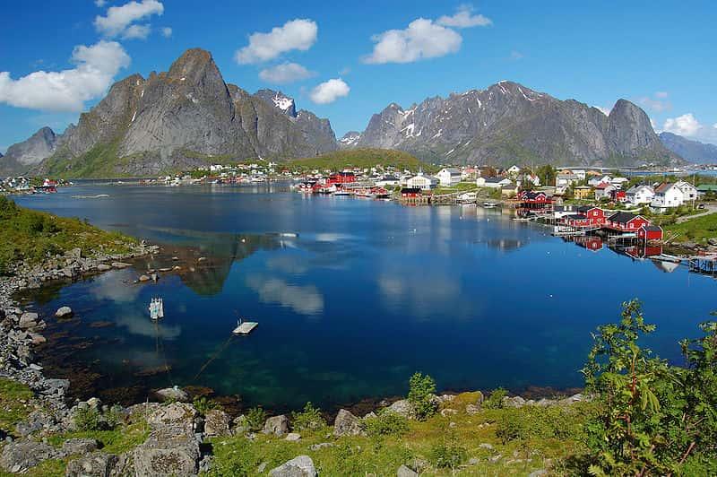 destination la Norvège